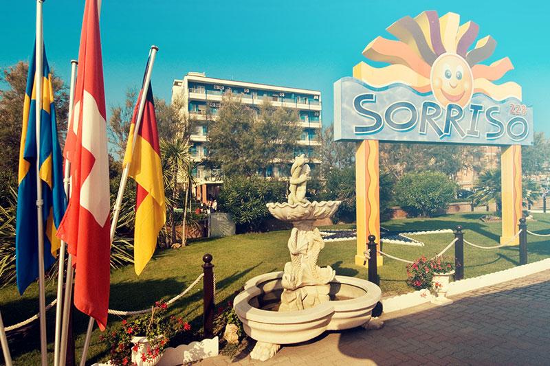 All inclusive services of our hotel in cervia hotel bristol cervia adriatic coast - Bagno sorriso cervia ...